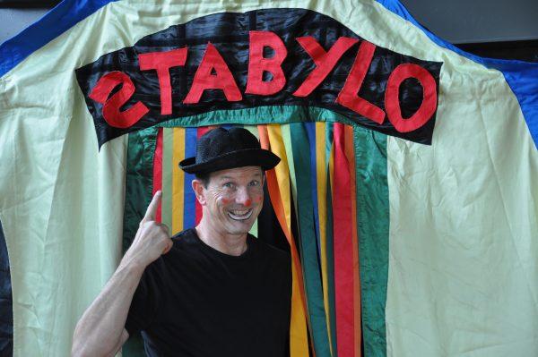 Le clown Stabylo en résidence