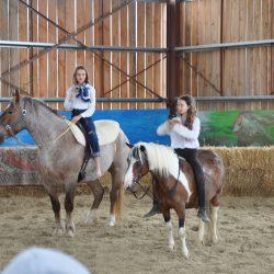 Maïa et Lindsay